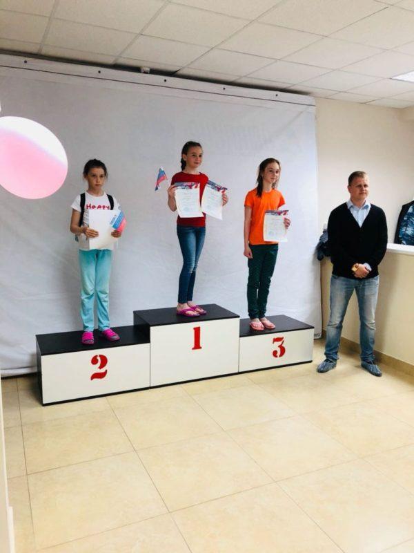 соревнования в честь дня России победители девочки